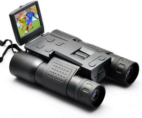 Alinshi Camera Binoculars 12x32 Digital Video