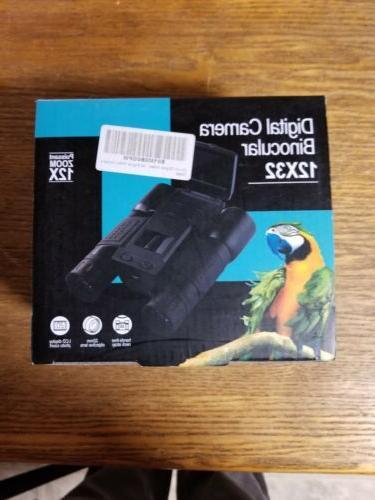 digital video photo camera binoculars outdoor 720p