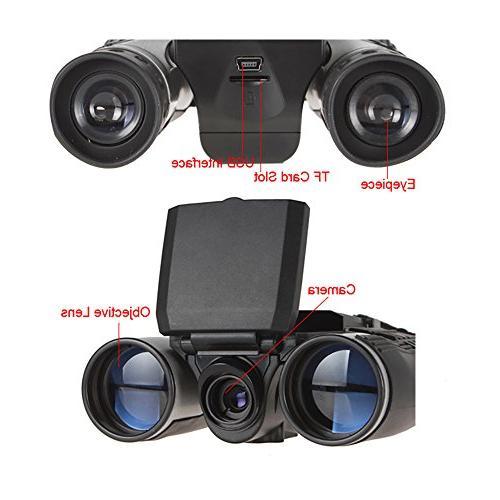 Eoncore LCD Display Digital 5MP Digital Camera Watching + 8GB TF Card