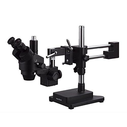 AmScope Zoom Microscope with Double