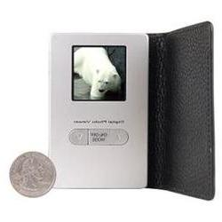"1.5"" GoldLantern DPF-0015B USB Digital Photo Frame Wallet"