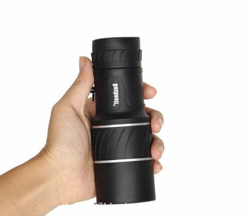 Dual Focus Monocular Telescope Zoom Optic Lens Binoculars 16
