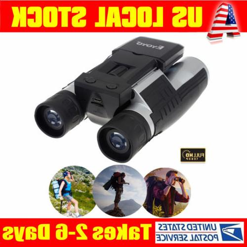 dvr binoculars recorder photo