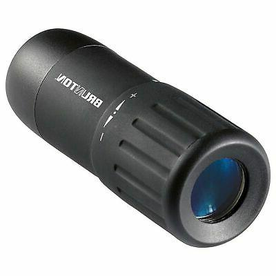 Brunton Echo Pocket Scope 7 x 18 Black Monocular Close Focus