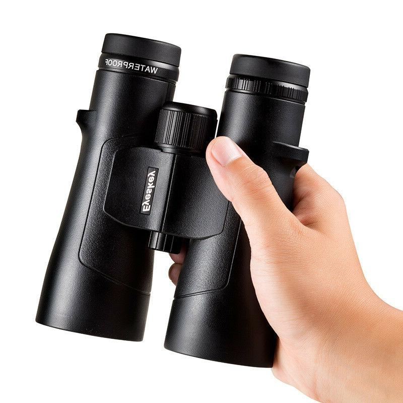 Eyeskey ED12x50 Waterproof Binoculars High Power Telescope S