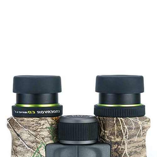 Vanguard Endeavor ED RT Binocular in Edge, Glass,