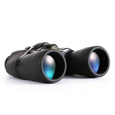 Eyeskey 10x50 Binoculars Strap Camping Hunting Powerful Binocul