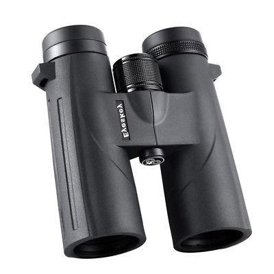 EYESKEY 8x42 Waterproof Binocular HD Optic BAK4 Day Night Vi