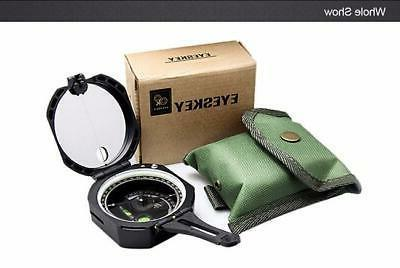 Eyeskey Compass In Green or