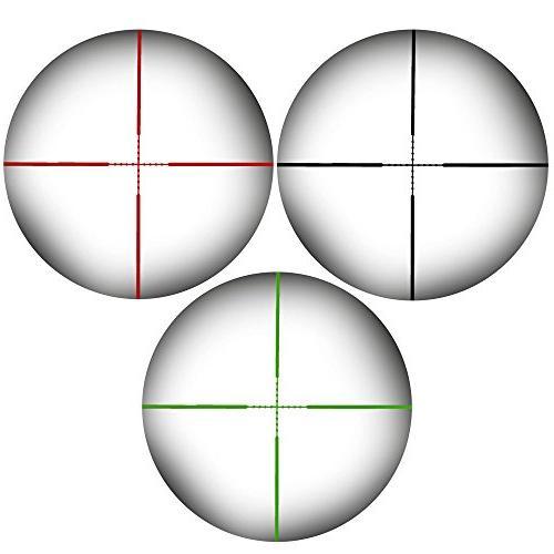1.5-5x32mm, Mil-Dot