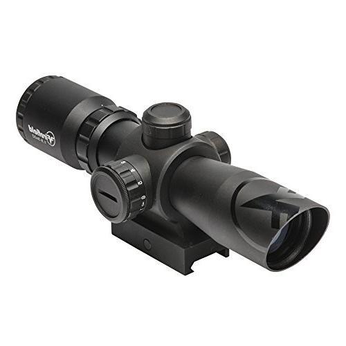 ff13061 barrage riflescope