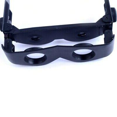 Binocular Glasses Outdoor Adjustable