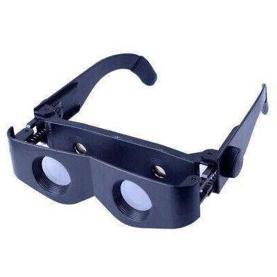 Fishing Binocular Magnifier Adjustable Glasses