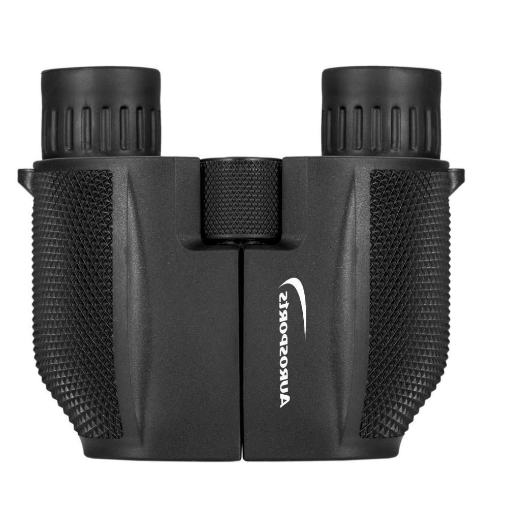 Aurosports Powered Binoculars Outdoor Concerts 10x25