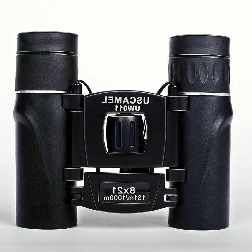 USCAMEL Compact Travel Mini HD Bak4 Optics