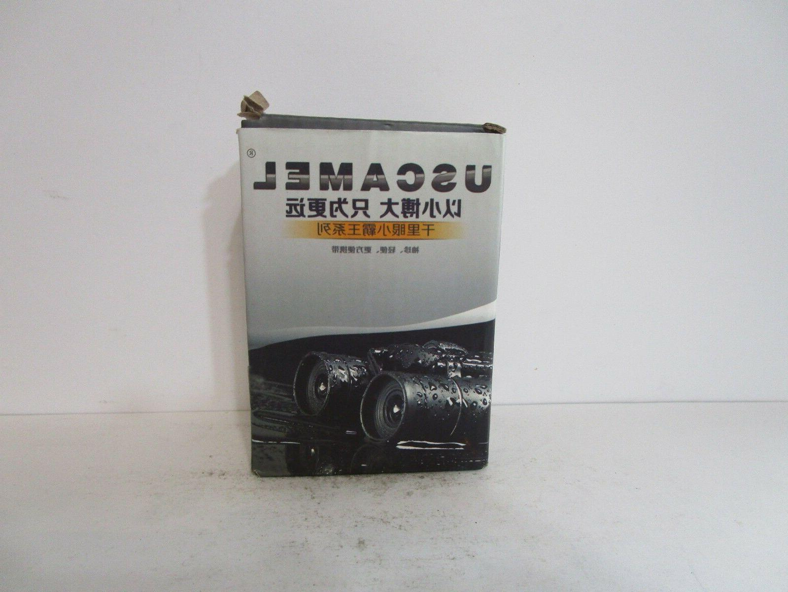 folding pocket binoculars compact travel mini telescope