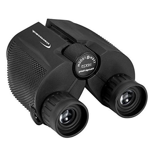 Aurosports Powered Binoculars Light Bird Outdoor Sports Games Concerts
