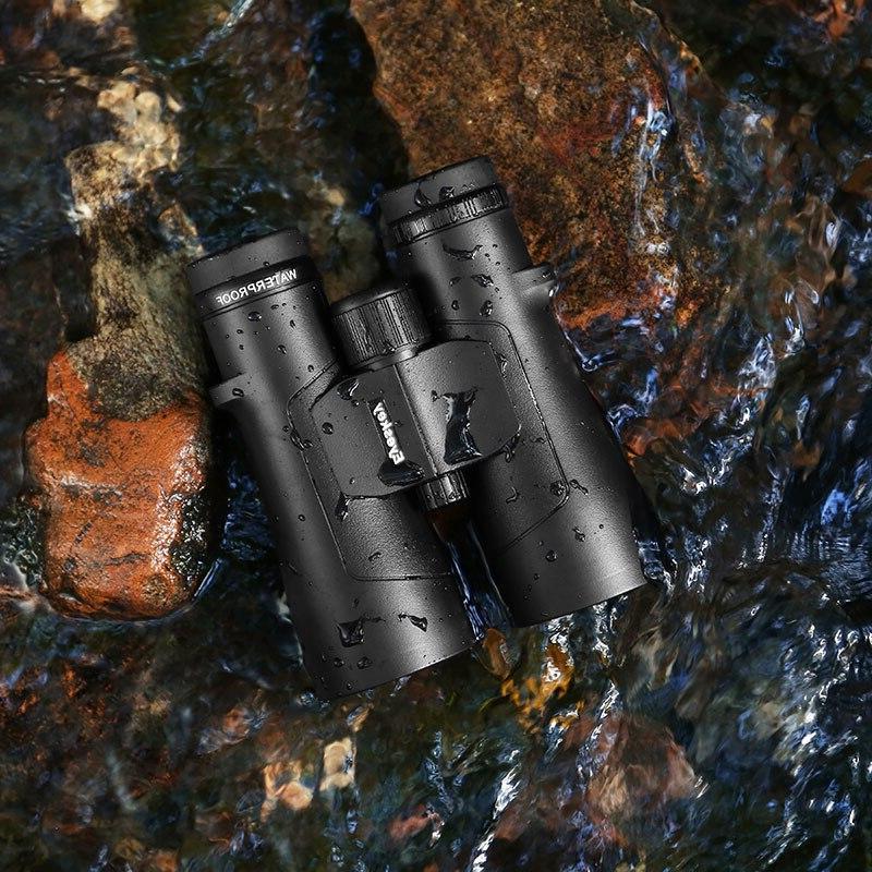 <font><b>Eyeskey</b></font> ED 12x50 Super-Multi Coating Waterproof Bak4 Prism Telescope Night Camping
