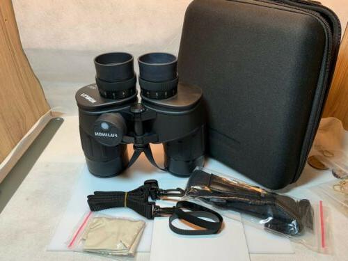 fuji mariner 7x50 binoculars with compass brand