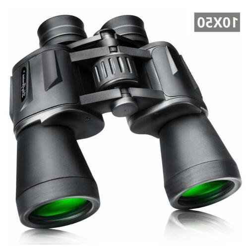 full size 10 x 50 binoculars outdoor