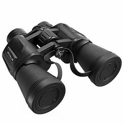BlueCabi Size 10x50 Binoculars – Heavy Duty
