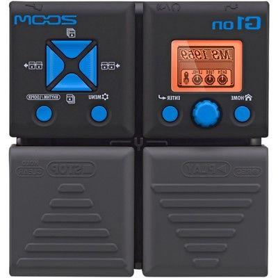 g1on guitar multi effects pedal