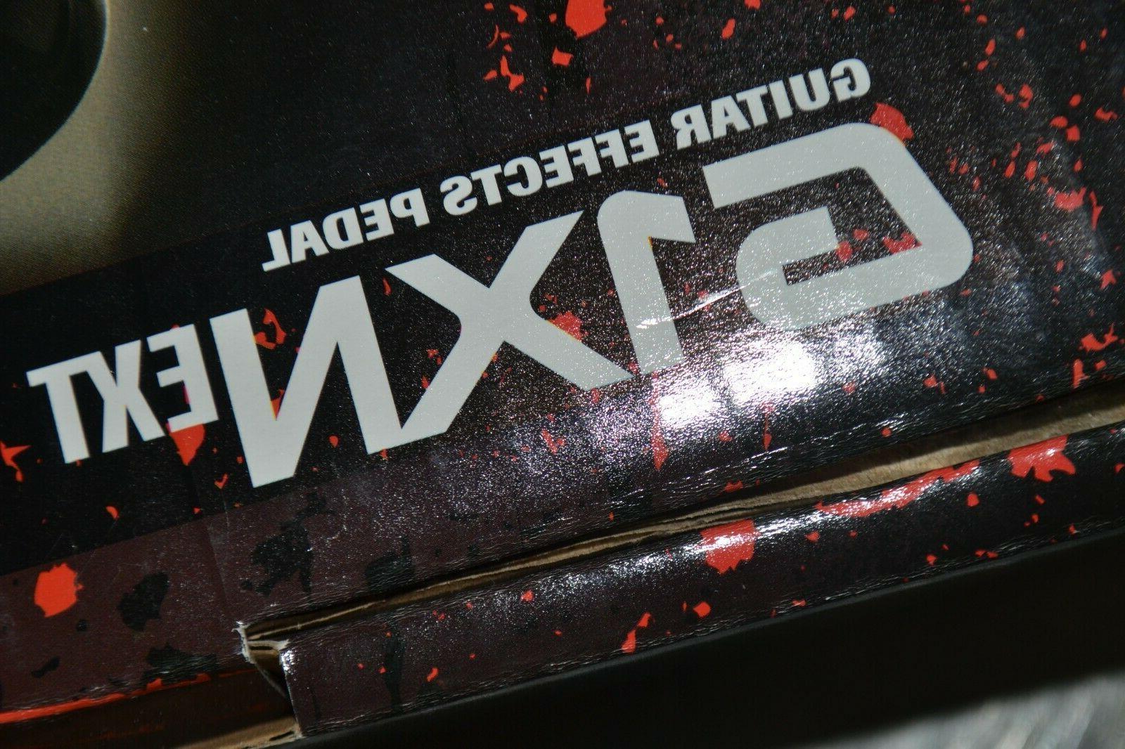 Zoom G1XNext Pedal G1XN