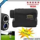Golf Laser Rangefinder Binocular with Pinsensor Scan Mode Hu