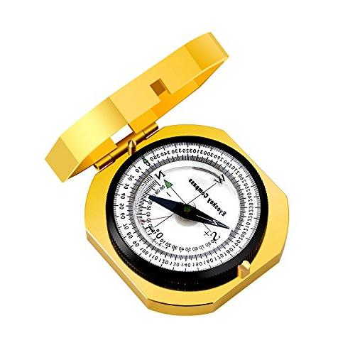 Eyeskey Professional Compass Outdoor High Shakeproof,