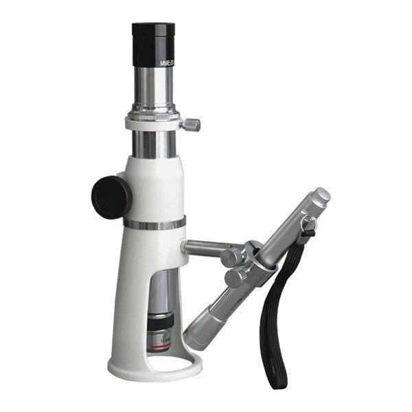 h100 handheld stand measuring microscope