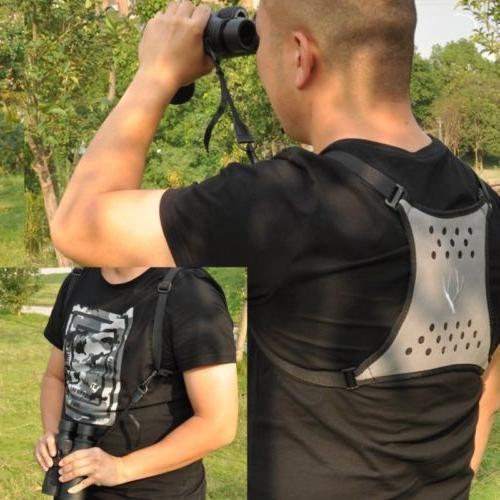 Shoulder - Binocular Double Belt