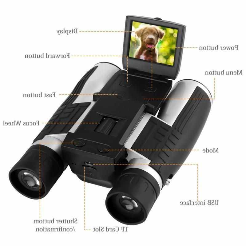 GordVE HD 1080P Camera Camera, Puissant Di