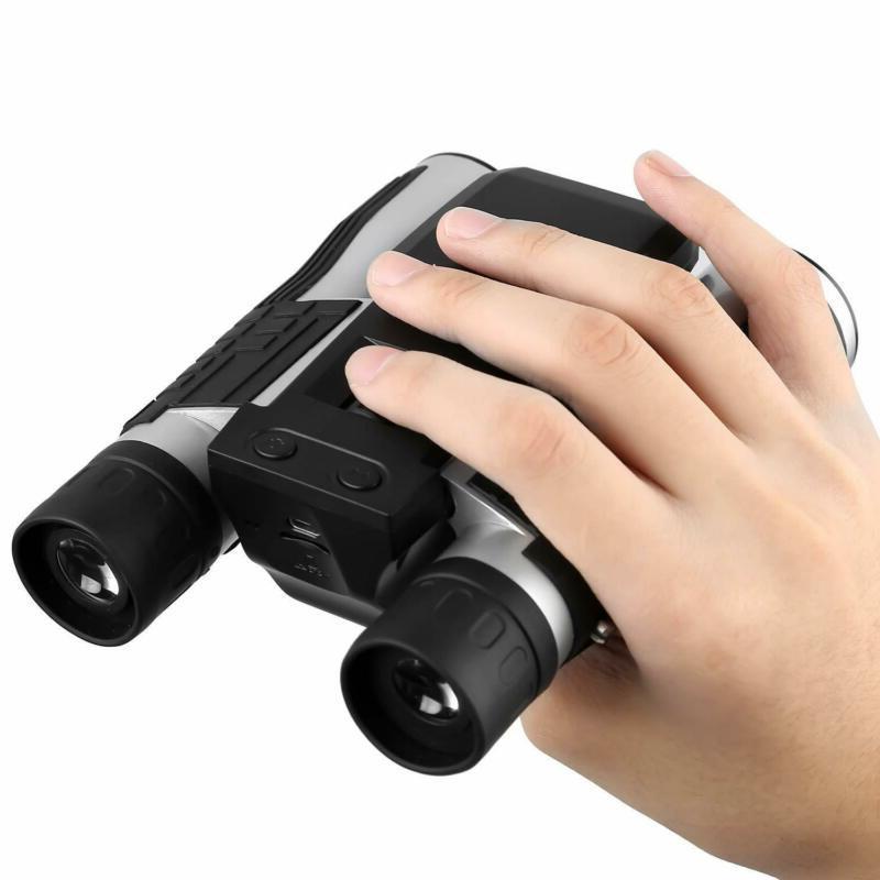GordVE 1080P Digital Camera Spy Puissant Zoom Di