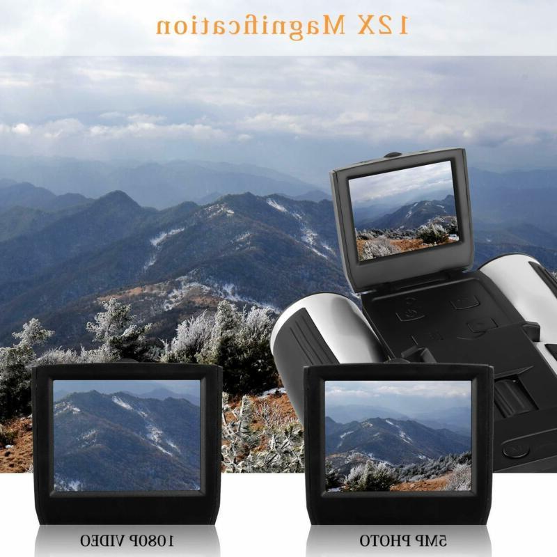 GordVE HD Camera Spy Puissant Zoom Di
