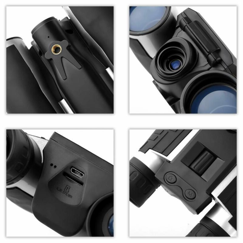 GordVE Camera Puissant Zoom Camera Di