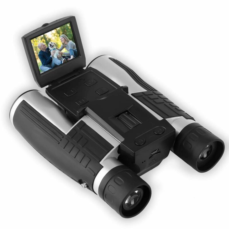 GordVE HD Camera Spy Camera, Puissant Di