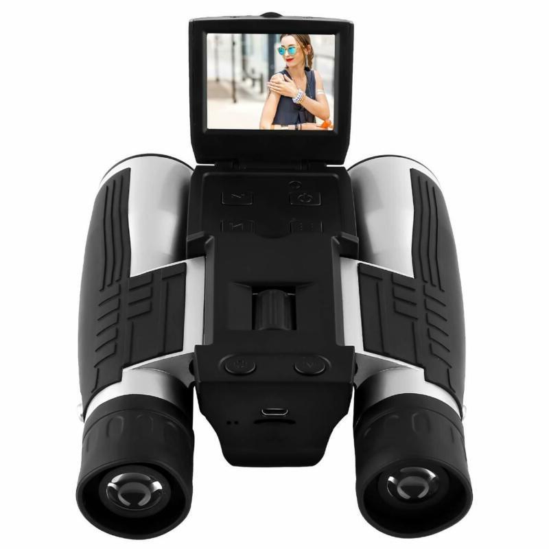 hd 1080p digital camera spy camera 12x