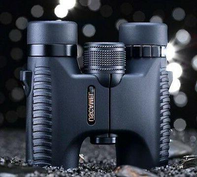 hd 10x26 binoculars waterproof folding telescope wide