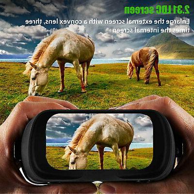 HD Video Digital Binoculars IR