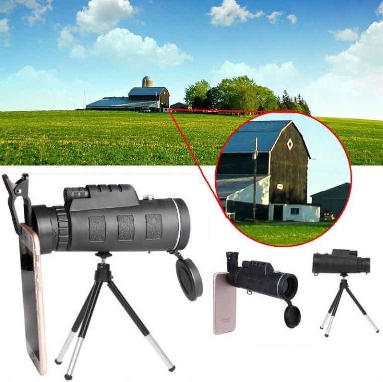 High Monocular Telescope Night Vision Outdoor