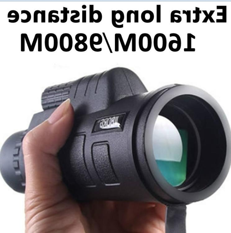 high power 40x60 hd monocular telescope shimmer