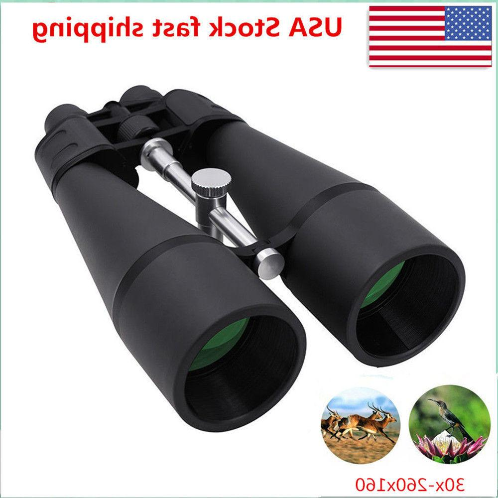 High Power Wide Angle 30-260x Zoomable Binoculars Night Visi