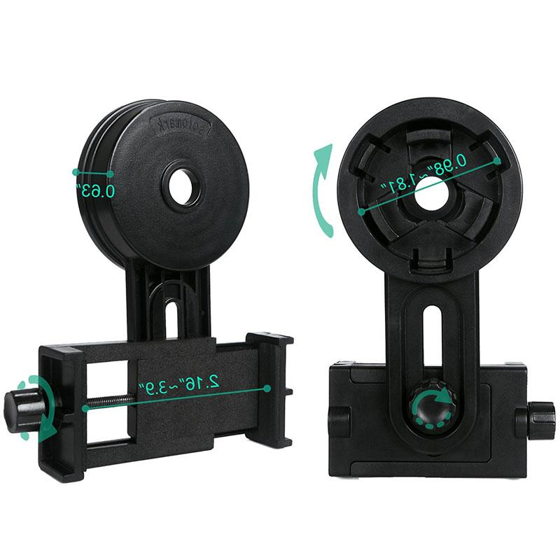 High Telescope phone adapter Adapter Spotting Universal Mobile Camera Adapter