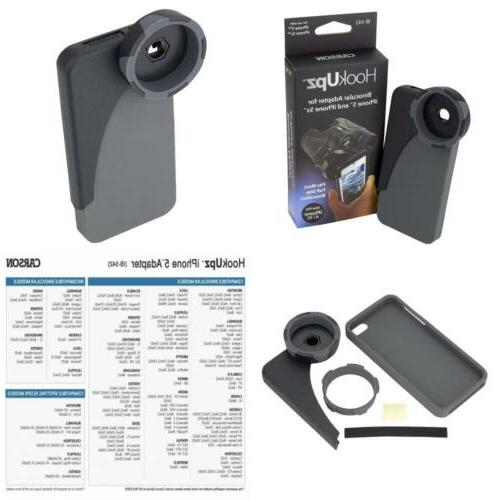 hookupz for iphone digiscoping adapters for most