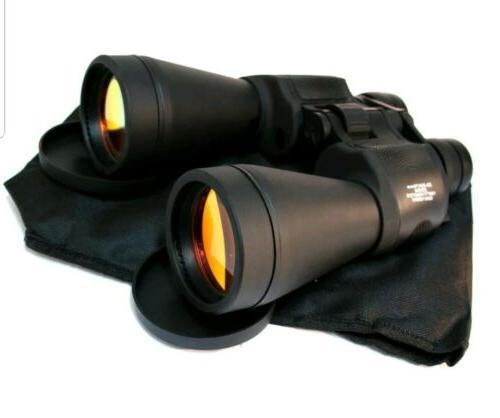 HUGE Binoculars 20-50x70 Ruby 50x MPN 1206