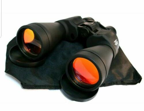 huge day night prism zoom binoculars 20