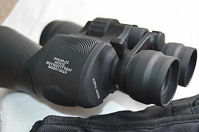 Huge Day/Night Prism Zoom Binoculars 20-50x70 Ruby