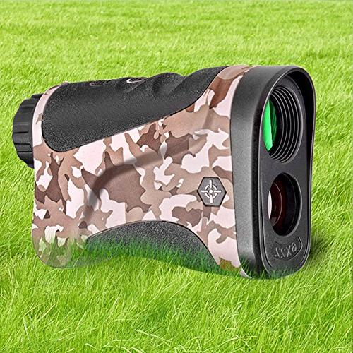 Gosky Range Laser Rangefinder with Ranging/Speed/Scanning/Angle for Hunting, Normal Measurements