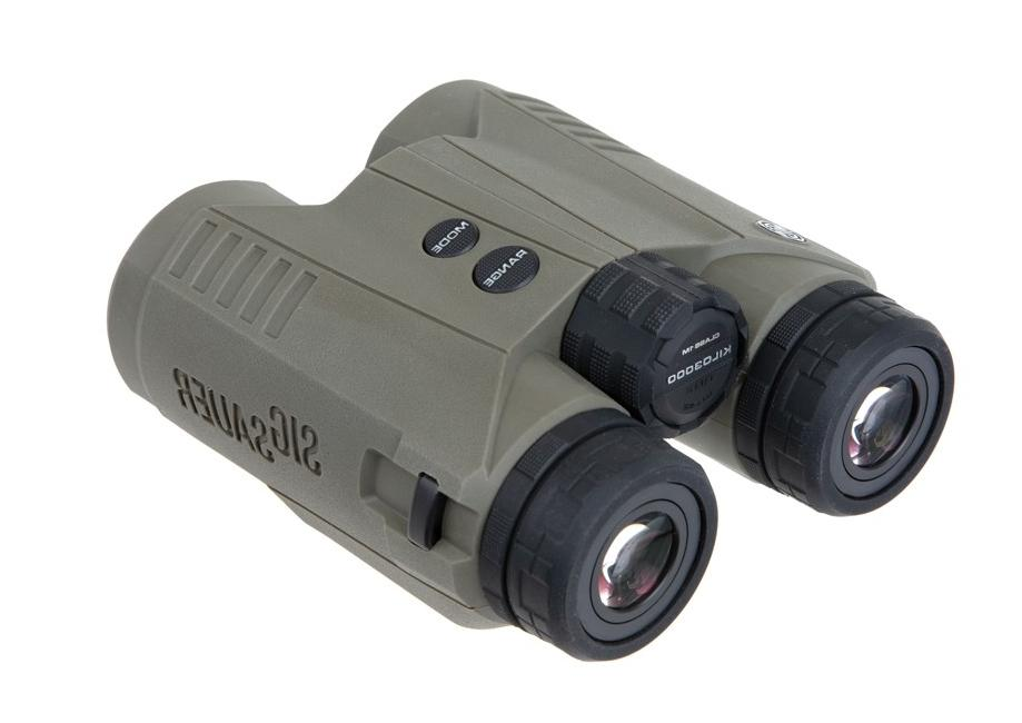 Sig KILO3000BDX Laser Rangefinding OD Green SOK31001
