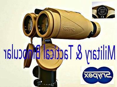 SNYPEX ® Knight ® LARF 1800 8X42 Tactical Laser Rangefinde